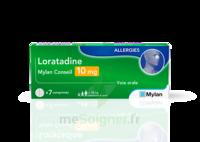 LORATADINE MYLAN CONSEIL 10MG, comprimé à DIJON