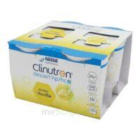 Clinutren Dessert 2.0 Kcal Nutriment Vanille 4cups/200g à DIJON