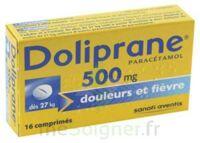 DOLIPRANE 500 mg Comprimés 2plq/8 (16) à DIJON