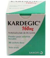 Kardegic 160 Mg, Poudre Pour Solution Buvable En Sachet à DIJON