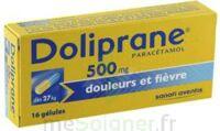 DOLIPRANE 500 mg Gélules B/16 à DIJON