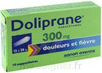 DOLIPRANE 300 mg Suppositoires 2Plq/5 (10) à DIJON