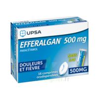 EFFERALGAN 500 mg, comprimé orodispersible à DIJON