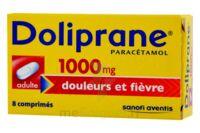 DOLIPRANE 1000 mg Comprimés Plq/8 à DIJON