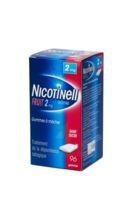 Nicotinell Menthe Fraicheur 2 Mg Sans Sucre, Gomme à Mâcher Médicamenteuse 8plq/12 (96) à DIJON