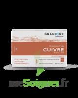 GRANIONS DE CUIVRE 0,3 mg/2 ml S buv 30Amp/2ml à DIJON