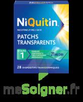 NIQUITIN 21 mg/24 heures, dispositif transdermique Sach/28 à DIJON