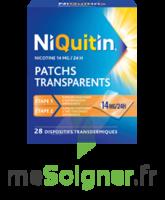 NIQUITIN 14 mg/24 heures, dispositif transdermique Sach/28 à DIJON
