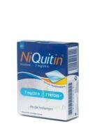 NIQUITIN 7 mg/24 heures, dispositif transdermique B/7 à DIJON