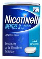 NICOTINELL MENTHE 2 mg, comprimé à sucer Plaq/144 à DIJON