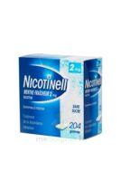 NICOTINELL MENTHE FRAICHEUR 2 mg SANS SUCRE, gomme à mâcher médicamenteuse Plq/204 à DIJON