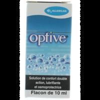 OPTIVE, fl 10 ml à DIJON