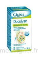 Doculyse Solution Auriculaire Bouchon Cerumen 30ml à DIJON