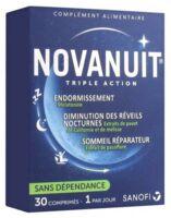 Novanuit Triple Action Comprimés B/30 à DIJON