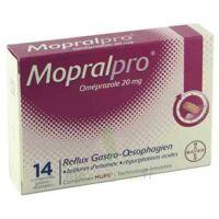 Mopralpro 20 Mg Cpr Gastro-rés Film/14 à DIJON