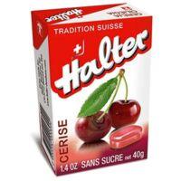 Bonbons sans sucre Halter cerise à DIJON