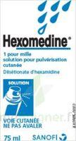 Hexomedine 1 Pour Mille, Solution Pour Pulvérisation Cutanée En Flacon Pressurisé à DIJON
