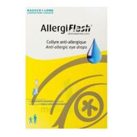 ALLERGIFLASH 0,05 %, collyre en solution en récipient unidose