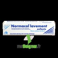 NORMACOL LAVEMENT ENFANTS, solution rectale, récipient unidose à DIJON