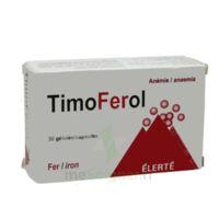 TIMOFEROL, gélule Plq/90 à DIJON