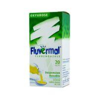 FLUVERMAL 2 % Susp buv Fl/30ml à DIJON