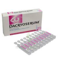 DACRYOSERUM Solution pour lavage ophtalmique en récipient unidose 20Unidoses/5ml à DIJON