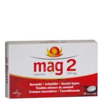 MAG 2 100 mg, comprimé  B/120 à DIJON