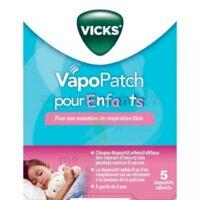 VICKS VAPOPATCH ENFANTS à DIJON