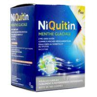 Niquitin 2 Mg Gom à Mâcher Médic Menthe Glaciale Sans Sucre Plq Pvc/pvdc/alu/100 à DIJON