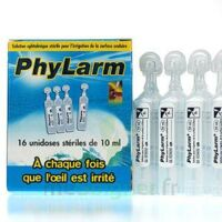 PHYLARM, unidose 10 ml, bt 16 à DIJON