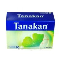 TANAKAN 40 mg, comprimé enrobé PVC/alu/90 à DIJON