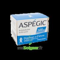 ASPEGIC 500 mg, poudre pour solution buvable en sachet-dose 20 à DIJON