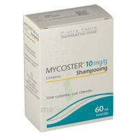 MYCOSTER 10 mg/g, shampooing à DIJON