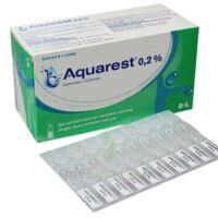AQUAREST 0,2 %, gel opthalmique en récipient unidose à DIJON