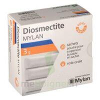 DIOSMECTITE MYLAN 3 g Pdr susp buv 30Sach/3g à DIJON