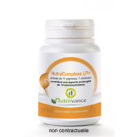 Nutravance Nutracomplexe LP 60 comprimés