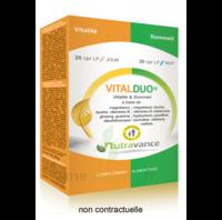 Nutravance Vitalduo 20+20 comprimés