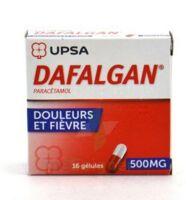 DAFALGAN 500 mg Gélules 2plq/8 (16) à DIJON