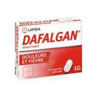 DAFALGAN 1000 mg Comprimés pelliculés Plq/8 à DIJON