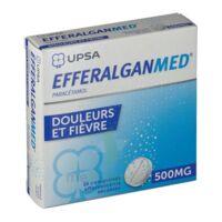 EFFERALGANMED 500 mg, comprimé effervescent sécable à DIJON