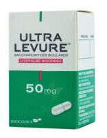 ULTRA-LEVURE 50 mg Gélules Fl/50 à DIJON