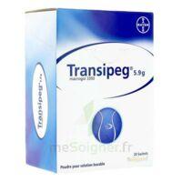 TRANSIPEG 5,9g Poudre solution buvable en sachet 20 Sachets à DIJON