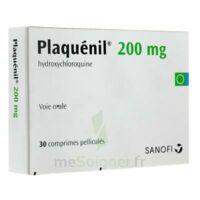 PLAQUENIL 200 mg, comprimé pelliculé à DIJON