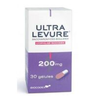 ULTRA-LEVURE 200 mg Gélules Fl/30 à DIJON