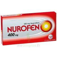 Nurofen 400 Mg Comprimés Enrobés Plq/12 à DIJON