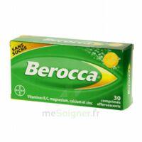 Berocca Comprimés effervescents sans sucre T/30 à DIJON