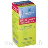 HEXETIDINE BIOGARAN CONSEIL 0,1 % Solution bain bouche 200ml à DIJON
