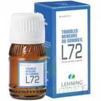 Lehning - L72 solution buvable en gouttes à DIJON