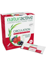 Naturactive Phytothérapie Fluides Solution buvable circulation 15Sticks/10ml à DIJON