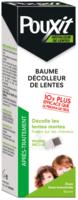 Pouxit Décolleur Lentes Baume 100g+peigne à DIJON